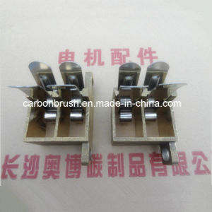Searching Double Holes Carbon Brush Holder Suppliers pictures & photos
