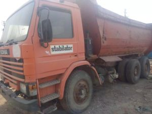 Used Scania 112 Dump Truck for Sale pictures & photos