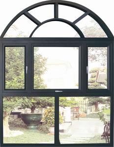 Italy Style Alumium Casement and Top Hung and Bottom Hung Window pictures & photos