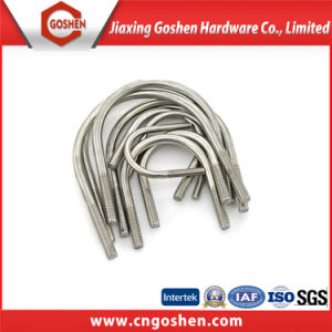 Stainless Steel 316 304 DIN3570 U Bolt pictures & photos