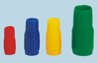 PVC V Type Colorfull Terminal Insulation pictures & photos