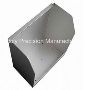Anodized Aluminium Alloy Shaped Building Material by Stamping pictures & photos