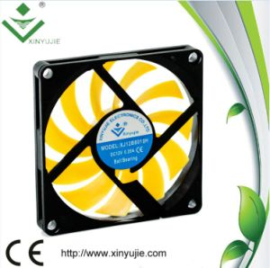 High Quality PWM Speed Control 80*80*10mm 12V DC Fan pictures & photos