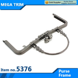 Lotus Shape Lock for Metal Purse Frame Factory Directly Sale in Lower Price pictures & photos