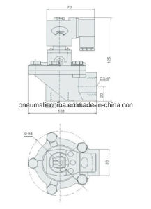 Good Quality Pulse Valve From China Pneumission pictures & photos