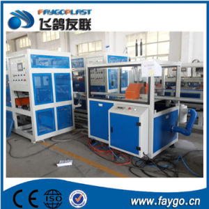 50~110mm PVC Pipe Extrusion Line pictures & photos