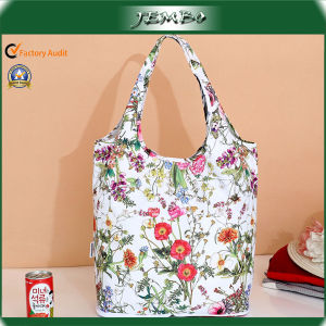 Polyester Cheap Sewing Foldable T Shirt Bag for Shopping pictures & photos