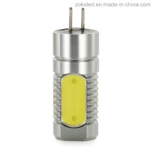 G4 LED AC 8-18V Bulb 4X1.5W Aluminum Alloy Body