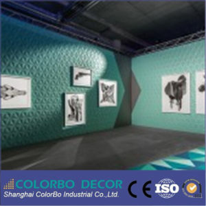 Best Treatment MDF Acoustic 3D Wall Panels pictures & photos