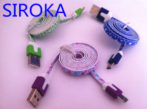 Micro USB Cable for Android Mobile Phone, Smartphone pictures & photos