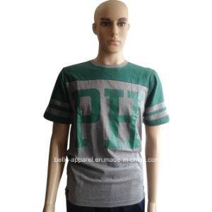 Fashion 100%Cotton Men Short Sleeve T-Shirts pictures & photos