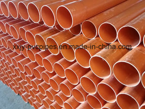 Electric Wires Installation /Reinforcement PVC-U Pipe. pictures & photos