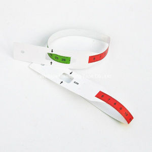 Water Proof Children Baby MID-Upper Arm Circumfrence Muac Meauring Tape pictures & photos