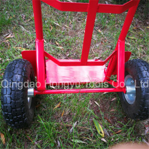 Good Quality Best Price Paint Hand Trolley pictures & photos