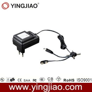 500mA DC Linear Variable Power Adapter with CE pictures & photos