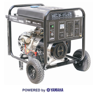 Stable Gasoline Generating Set (BK6500) pictures & photos