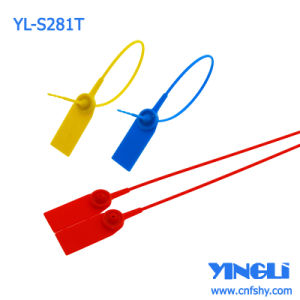 Tamper Evident Plastic Seals for Container and Transportation (YL-S281T) pictures & photos