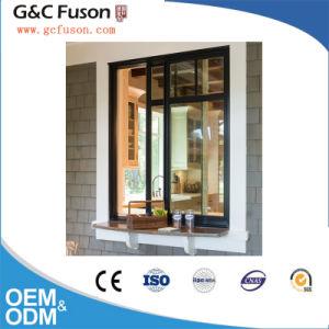 Energy Saving Thermal Break Double Glazing Aluminum Sliding Window pictures & photos