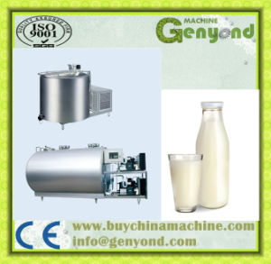 Stainless Steel Milk Cooling Storage Tank pictures & photos