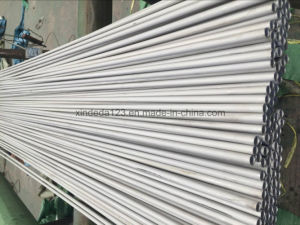 Stainless Steel Seamless Pipe and Tube pictures & photos