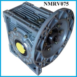 Nmrv075 Worm Gearbox Motor Output Flange pictures & photos