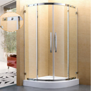 Stainless Steel Frame Shower Room /Simple Glass Shower Room Nj-8936 pictures & photos