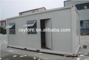 Ready Made Container House Shipping Container Toliet/ Bathroom/ Office pictures & photos