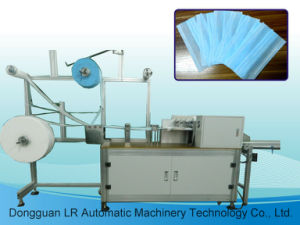 Medical Equipment Disposable Non-Woven Face Mask Making Machine pictures & photos
