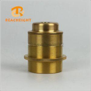 Brass Light Socket Vintage Copper Lamp Holder for Pendant Light pictures & photos