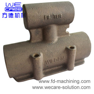 Customized Bronze Casting for Auto Parts Machining Parts