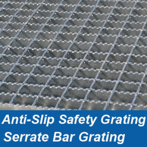 Anti-Slip Safety Grating (HP-GRATING0101) pictures & photos