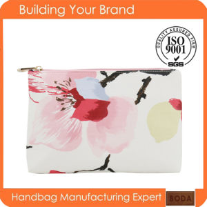 Fashion Promotional Travel Canvas Cosmetic Bag Wholesale pictures & photos