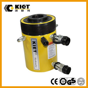 257 mm Stroke Double Acting Hollow Hydraulic Jack pictures & photos