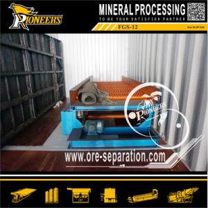 Mining Separation Vibrating Sluice Vibratory Gold Washing Vibration Fluctuate Sluice pictures & photos