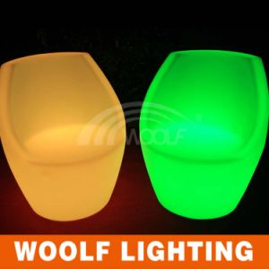 Hot Sale Color Changing LED Bar Chair pictures & photos