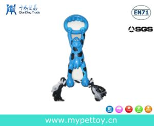 Rubber Mike Cow Tug Toy Pet Product pictures & photos
