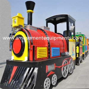 Factory Price Good Quality Amusement Equipment Trackless Train for Sale pictures & photos