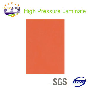 Solid Color Decorative HPL Sheet for Furniture Decoration pictures & photos
