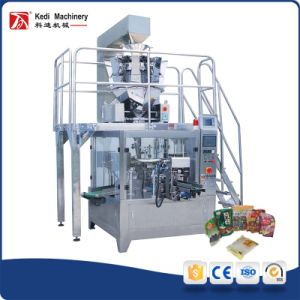 Rotary Packing Machine with Premade Pouch for Pet Food pictures & photos