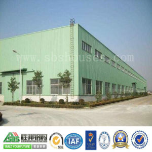 Good Quality Prefab Steel Structure Warehouse pictures & photos