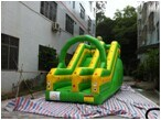 Hot Sale Star Fun Game Inflatable Slide for Amusement Park