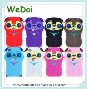 Promotional Colorful Cute Dog Shape iPhone Case (WY-PC04) pictures & photos