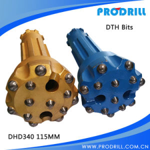 Bench Mining Oil Well Drilling DTH Bits pictures & photos