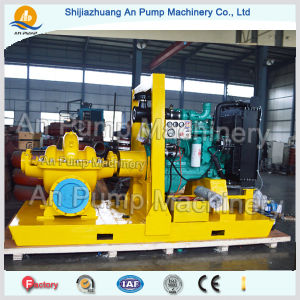 Big Hose Power Horizontal Cylinder Water Cooled Marine Diesel Engine pictures & photos