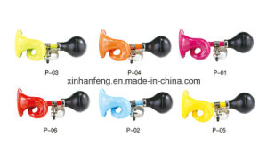 Bicycle Rubber Bulb & Steel Horn (HEL-242) pictures & photos