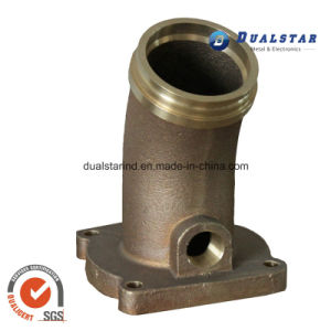 Brass Sand Casting Foundry for Pipe Fittings
