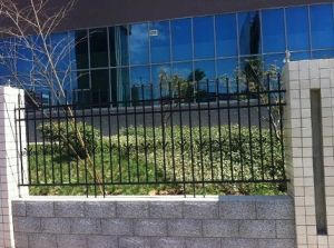 Customized Aluminum Fence pictures & photos