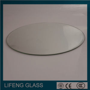 Clear/Tinted Tempered Round Furniture Glass