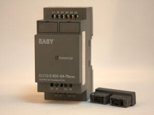 Programmable Logic Control Systems for Intelligent Control (ELC12-E-8DC-DA-TN) pictures & photos