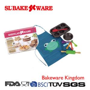 6 PCS Bake Set Carbon Steel Nonstick Bakeware (SL BAKEWARE) pictures & photos